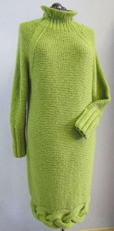 handmade long sleeve knitting dress,gift ideas,winter clothing,wool,mohair,cozy dress, by TinasHandicraftGr on Etsy
