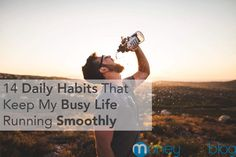 nice 14 Daily Habits That Keep My Busy Life Running Smoothly -  #business #Digitalbusiness #Entrepreneurialspirit #Entrepreneurs #Entrepreneurship #Entrepreneurshipdevelopment #Onlinebusiness #SelfImprovement #Serialentrepreneur #Startuplife #youngentrepreneurs Check more at http://wegobusiness.com/14-daily-habits-that-keep-my-busy-life-running-smoothly/