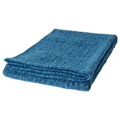 "Amazon.com - Ikea GURLI Throw Blanket Soft Blanket Blue 71x47"" Couch Throw - Turquoise Throw Blanket"