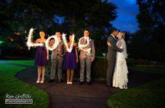April Wedding at Bram Leigh