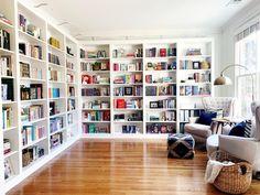 Stunning Home Library Ideas Bookshelves Ideas Home Ideas Library Stunning Home Library Rooms, Home Library Design, Library Furniture, Home Libraries, House Design, Library Ideas, Dream Library, Deco Studio, New Homes
