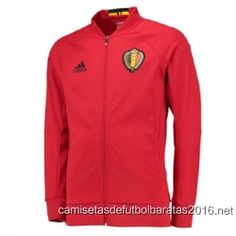Adidas chaqueta Belgica 2016 rojo €35.99