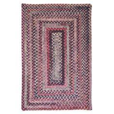 Ridgevale Space-Dyed Wool Braided