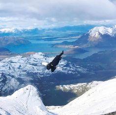Pleasure Snowboard Magazin - Nouvelle Zélande - Zak Hale