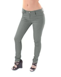 Bullet Blues Doll Charbon Designer Jeans Made in USA #grayjeans #madeinusa Featured on #MrsAmericanMade #blog #madeinLA #skinnyjeans www.bulletbluesca.com