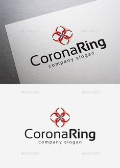 Corona Ring  Logo Design Template Vector #logotype Download it here: http://graphicriver.net/item/corona-ring-logo/10140232?s_rank=1643?ref=nesto