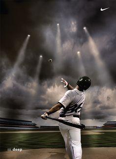 Nike: Poster Series on Behance