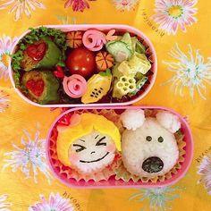 @himahimari さんに作っていただいた素敵なレモン&シュガー弁当をご紹介(*^^*) よく見ると上の卵焼きもレモンになってて可愛いです♡ . レモンちゃんとシュガーくんを使った甘ずっぱ〜いお弁当、お料理、お菓子、ネイルなどを大募集中です✨  作品の写真をアップする際にタグ付け、または@lemonsugar.jp を追加してお知らせください✨  作っていただいた方にはLINEスタンプをもれなくプレゼント( ´ ▽ ` )ノ  特に素敵な作品は、レモン&シュガーのSNSアカウントや公式ウェブサイトで紹介させていただきます(*^^*) #キャラ弁#デコ弁#お弁当#レモンアンドシュガー#レモンちゃん #シュガーくん