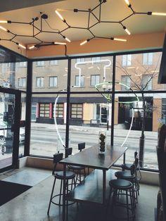 Juicyy Lab St-Henri Montreal | Juice Bar | Design