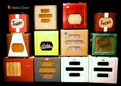 Vintage English and US made guitar amplifiers #guitar #amplifiers