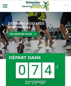 Only 74 days left before the start of the Marathon of Paris! .  Time is running fast. This noon up to first training of 4 in total for this week. Yesterday was restday. . .  Let's find out if my shoes of Asics are running faster. Thanks…