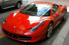 ' 10 - ITALY - Ferrari 458 Italia rossa a Milano 19.jpg