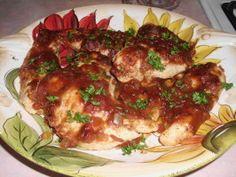 Baked Salsa Chicken Breast