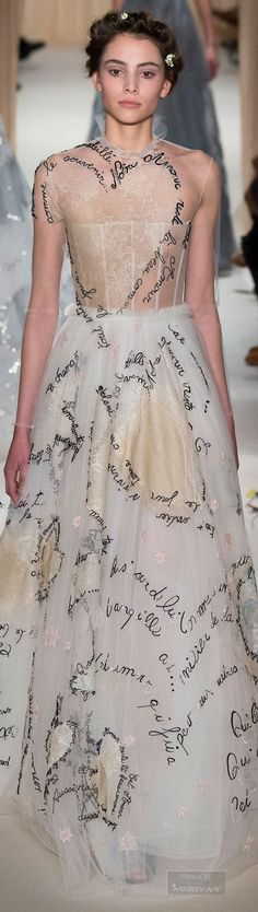 Valentino.Spring 2015 Couture. www.bibleforfashion.com/blog #bibleforfashion