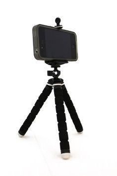 iStabilizer 855434003000 - Trípode con patas flexibles para smartphone, color negro B0056C4WN8 - http://www.comprartabletas.es/istabilizer-855434003000-tripode-con-patas-flexibles-para-smartphone-color-negro-b0056c4wn8.html