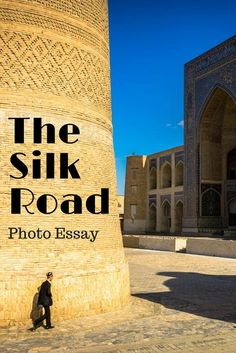 A Photo Journey Along The Silk Road. Our favourite photos from travelling the. Silk Road. The best photography we captured from Central Asia and China. #silkroad #centralasia #china #travelphotography