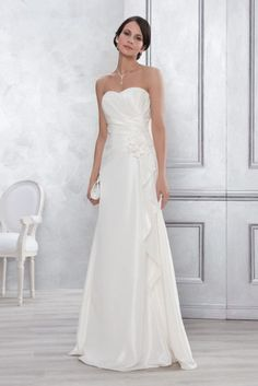 Brautkleid / Hochzeitskleid v. Emmerling