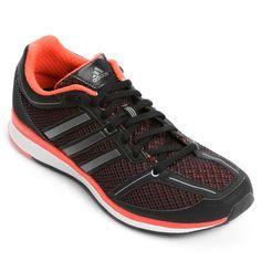 3e28e9f88be Tênis Adidas Mana Rc Bounce Feminino - Preto e Rosa - Compre Agora