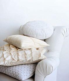 Декоративные подушки – настроение любого интерьера
