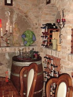 Wine Cellars Design, Pictures, Remodel, Decor and Ideas - page 68
