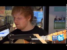 Ed Sheeran - Tenerife Sea (Live)
