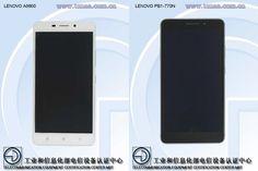 nice Dos dispositivos Lenovo desconocidos hacen una visita en TENAA en China