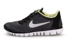 ac147eba59dcc Buy Nike Free Black Grey White Logo with best discount.All Nike Free Mens  shoes save up.