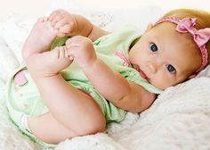 baby footsies!
