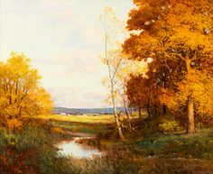 Robert Wood : Landscape Paintings for Sale : Great American West Gallery, Grapevine Texas