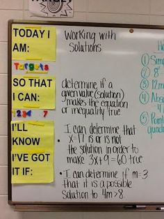 This could be easily adapted to any classroom