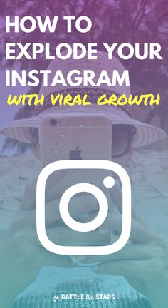 Learn how to grow your account explosively by getting content to go viral via the Instagram Explore Page. | Social Media | Bloggers | Make Money Online | Creative Business