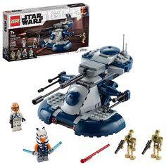Lego Star Wars Minifiguren, Star Wars Set, Star Wars Minifigures, Star Wars Toys, Clone Wars, Minifigura Lego, Buy Lego, Ahsoka Tano, Lego Sets