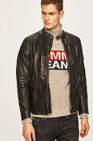 Geaca de piele Donovan • Pepe Jeans Pepe Jeans, Leather Jacket, Fashion, Studded Leather Jacket, Moda, Leather Jackets, Fashion Styles, Fashion Illustrations