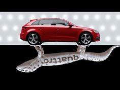 """CARS -  ▶ Audi A3 Sportback TV-Commercial 2013 - """"Harder Better Faster Stronger"""" - YouTube"""