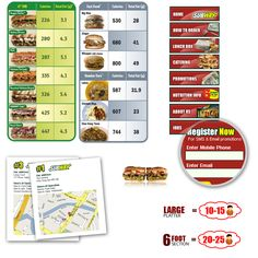 Simple web design for a fast food business. A neat website for a fast navigation. Created by QuartSoft: http://quartsoft.com/case-studies/subway-website-fast-food-franchise