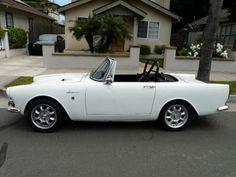 Awesome Rare 1967 Sunbeam 2800 V6 Alpine - $ 15000 (Santa Barbara)