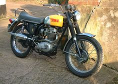 bsa motorcycles | Repatriated from Florida in 2006. Unrestored with full history from ...