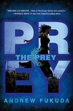 The Prey (The Hunt, #2) is YA.  I really liked THE HUNT and think most YA readers that liked it, will also book #2 in the series.  I found the book still maintained suspense, but that the plotting was weaker.