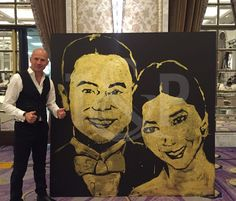 Wedding in TAIWAN – Glue and glitter | Entertainment agency | Corporate entertainment