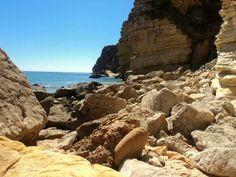 Playa de Beliche, Sagres, Portugal