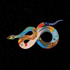 The Chinese Zodiac Snake