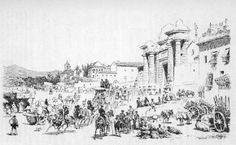 Córdoba. Puerta del Puente (1883).