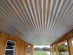 Galvanized Ceiling