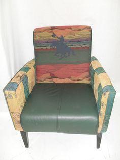 Cowboy armchair