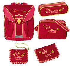 #Scout #Style #Nano #Schulranzen-Set #5-tlg. #Cherry/Pink - Scout Style Nano Schulranzen-Set 5-tlg. Cherry/Pink, ,…