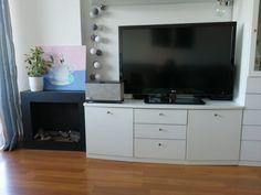 Cómo integramos la música en la decoración de nuestro hogar Flat Screen, Speaker System, Home Decoration, Interiors, Flatscreen