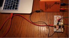 MaKey MaKey Hookup to Computer