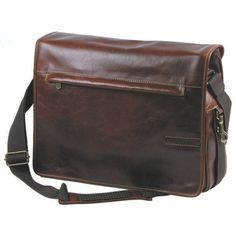 Chiarugi borsa uomo in pelle con tracolla italian leather men bag with  shoulder 85c7a7e5c71