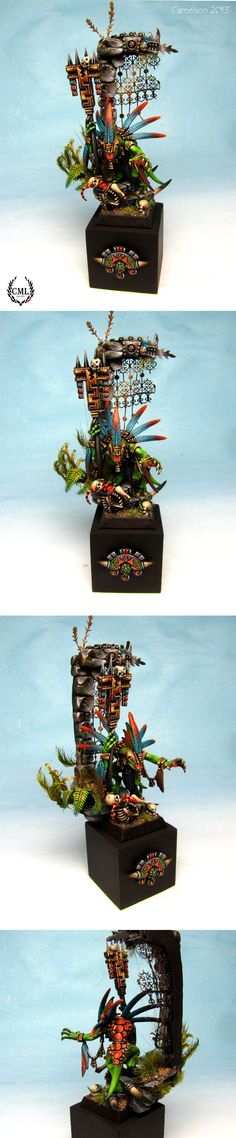 Skink Priest GD Germany 2013 Finalist
