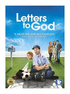 Letters to God is one of the best christian films i have ever seen Good Christian Movies, Christian Films, Christian Posters, Family Movie Night, Family Movies, See Movie, Film Movie, Letters To God, Writing Letters